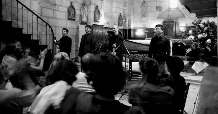 Vieux-Mareuil Concert