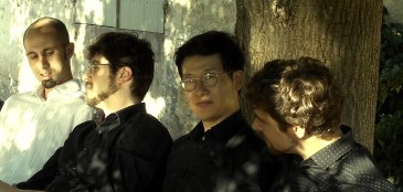 Robert Smith, Edoardo Valorz, Yong-Cheon Shin, Francesco Bergamini