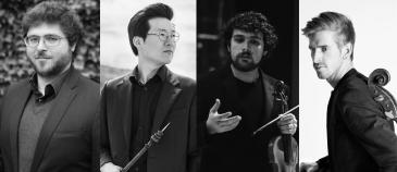 Edoardo Valorz,Yong-Cheon Shin, Francesco Bergamini, George Ross