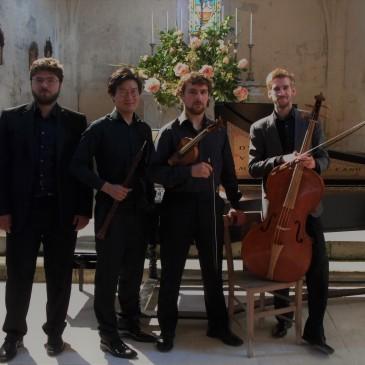 Edoardo Valorz, Yong-Cheon Shin, Francesco Bergamini, George Ross